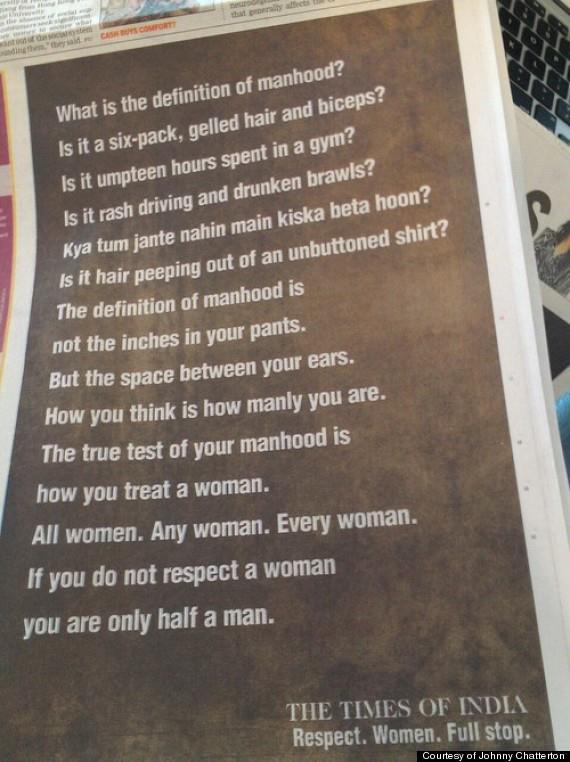 Un test para saber lo hombre que eres