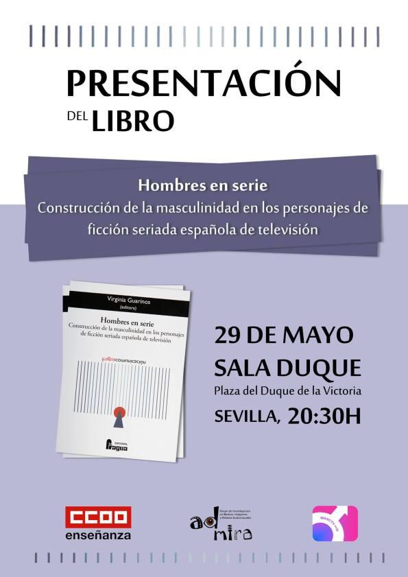 Presentación de hombres en serie en Sevilla el día 29.05.2013