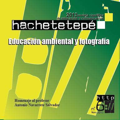 portada del número 6 de la revista hachetetepé