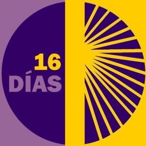 Logotipo de los #16dias