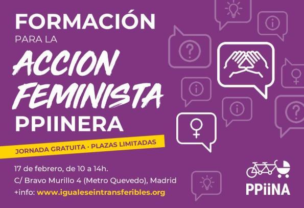 Información sobre la formación de la ppiina del 17.02.2018